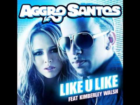 Aggro Santos - Like you like