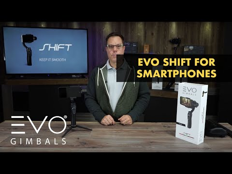 EVO SHIFT iPhone Gimbal: The Ultimate Unboxing | Best Smartphone Stabilizers by EVOGimbals.com
