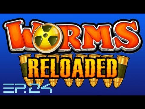Worms Reloaded w/Friends - Ep.24: The Great Jackhammer Escape