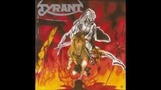 Tyrant - Take It To The Dragon (Lyrics)