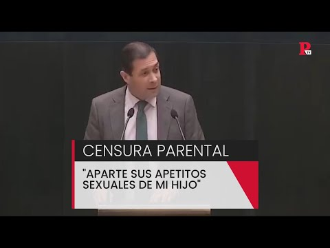"""Un edil de Vox pide a Más Madrid que """"aparte sus sucias manos"""" de su hijo"""