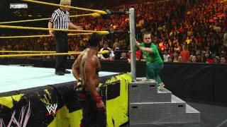 WWE NXT: Titus O'Neil vs. JTG