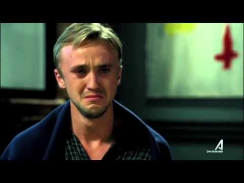 Tom Felton crying scene - Full circle