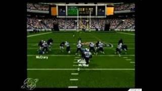 Madden NFL 2002 GameCube Gameplay_2001_11_15_7