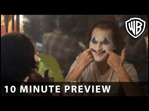 Joker - 10 Minute Preview - Warner Bros. UK