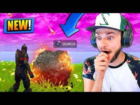 *NEW* METEOR SUPPLY DROP coming to Fortnite: Battle Royale!