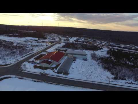 Drone Video Truro, NS