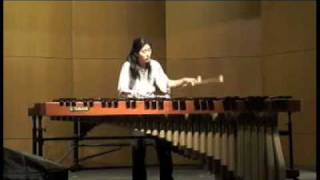 Dream of the Cherry Blossoms (Keiko Abe) performed by Hiromi Shigeno, marimba