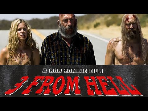 """Upcoming Devil's Rejects Sequel Titled """"3 From Hell"""" 