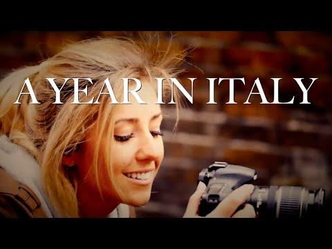 A FILMMAKER'S YEAR OF BEAUTY, JOY & GRATITUDE: 2020 IN ITALY