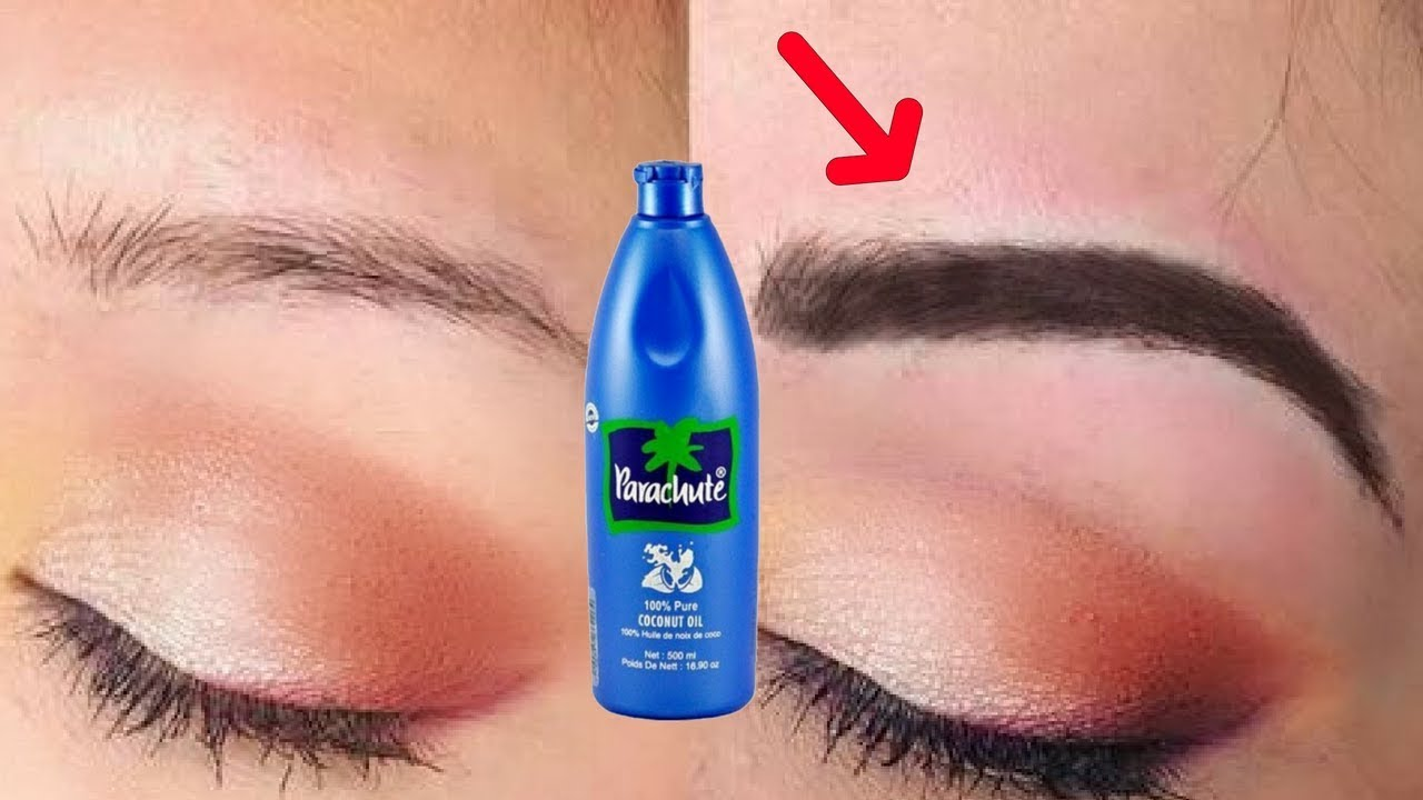how to make your eyebrows grow thicker and darker