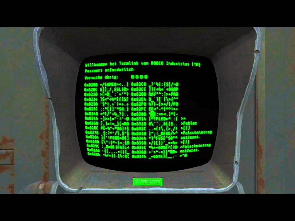 Fallout 4 Hacken