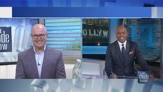 Entertainment Tonight host Kevin Frazier talks Golden Globes