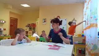 Контрольный урок 9 I Can Speak Кирюша 5 лет