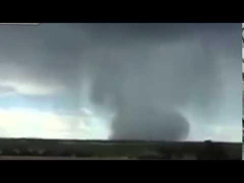 Rare Rain Bomb Filmed In Queensland