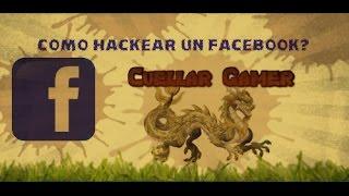 [Tutorial] Como Hackear un facebook (2015).