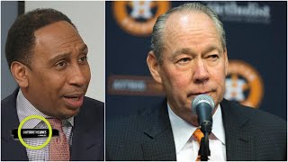 Stephen A. continues call for Astros, Red Sox to give back World Series trophies | Outside the Lines