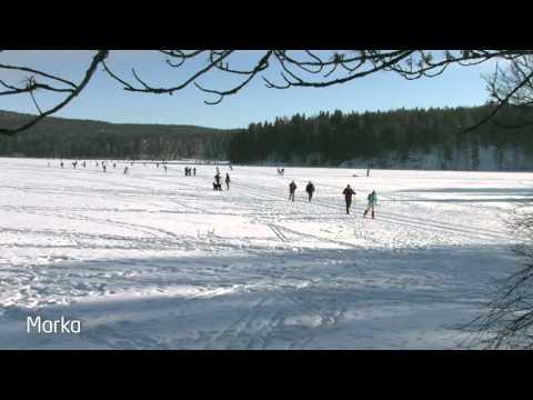 Inverno a Oslo