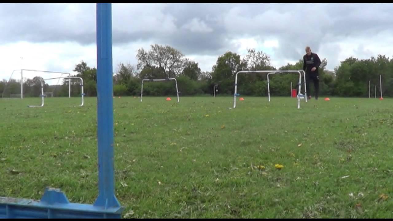 intervaltræning fodbold øvelser