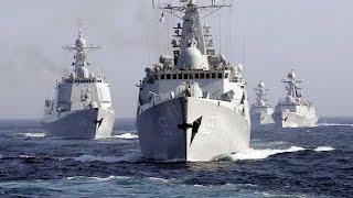 Obama in Alaska & Chinese Naval War Ships War drills with Russia near Alaska Breaking News