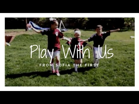 Play With Us | Sofia The First | SRI Studios