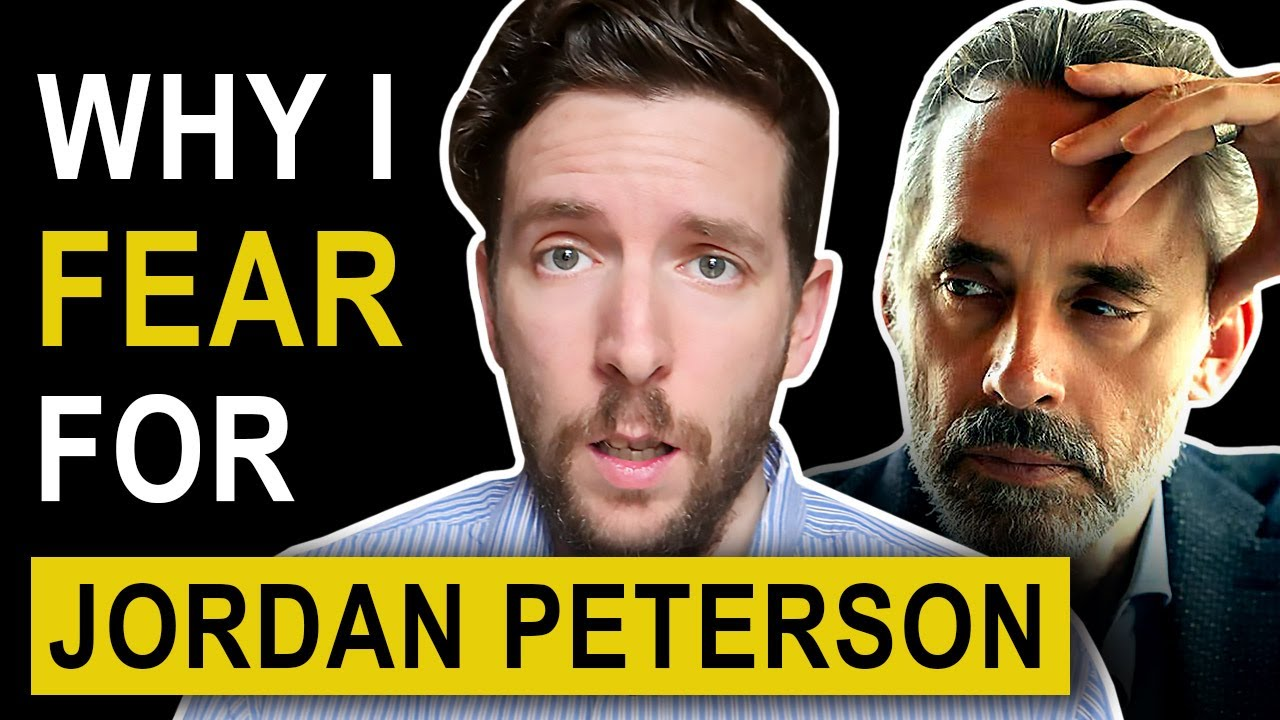 Why I Fear For Jordan Peterson's Life