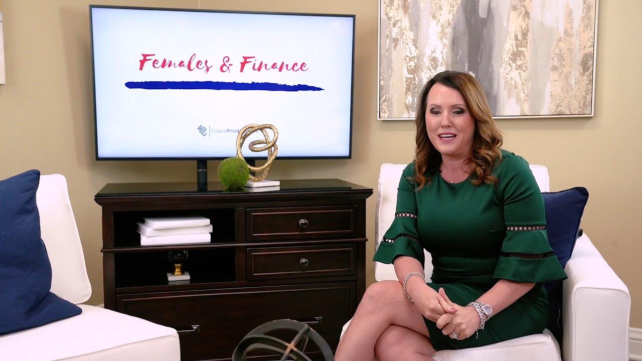 Females & Finance - Narrowing the Retirement Gender Gap