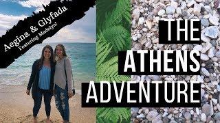 Athens Adventure: Exploring Aegina and Glyfada