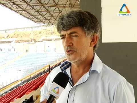 (JC 05/02/16) Boa Estreia Em Casa No Campeonato Mineiro Com Estádio Renovado