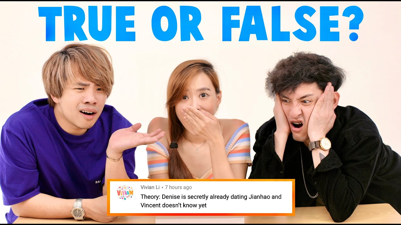 Students React to Crazy Fan Theories!