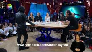 Kıraç Show Tv'de Okan Bayülgen'le Makina Kafa'da