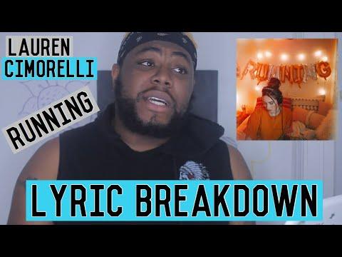Lauren Cimorelli - Running   LYRIC BREAKDOWN