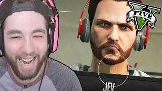 JEV PLAYS GTA V ONLINE (CHALLENGE ACCEPTED)