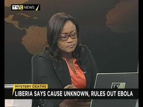 Tuyi Mabawondu speaks on Liberia