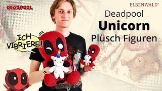 Super knuffige Deadpool-Plüschfiguren