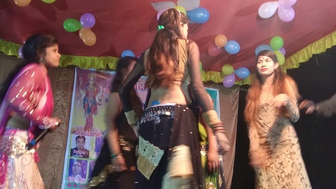 Download Nach program live ratanpur 2018, bhojpuri stage show arkestra dance