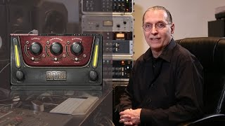Waves Manny Marroquin Plugins: Tutorial 4 of 6 – Triple D