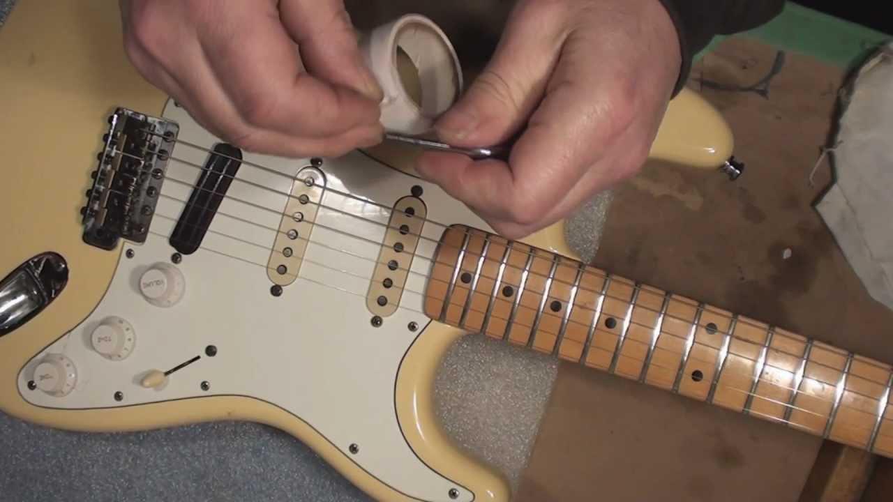 fender stratocaster setup complete youtube rh youtube com Guitar Rack Setup Stevie Ray Vaughan Guitar Setup