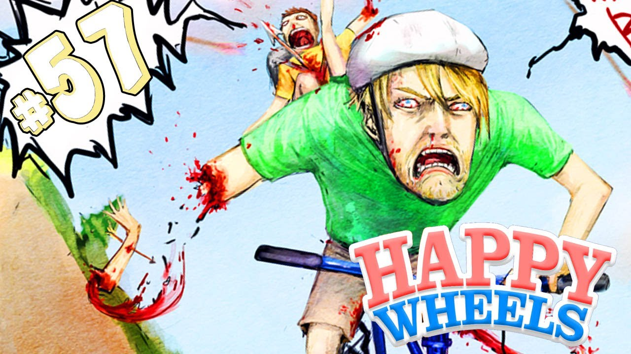 STABBING BARRELS WITH STEPHANO! :D - Happy Wheels - Part ... Happy Wheels