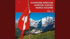 Marches des cent-suisses