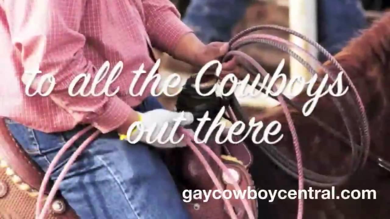 gay lyric Cowboy