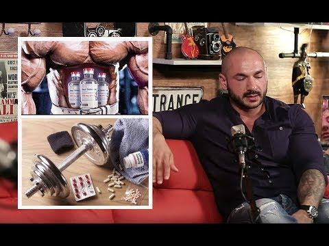 Marko Barić otvoreno o steroidima - To ne smije biti tabu tema!