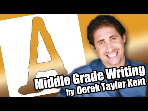 Derek Taylor Kent talks about writing Scary School and middle-grade fiction