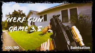 Nerf meets COD | Gun Game 3.5 | Filmed in 4K!