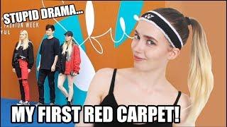 RED CARPET DRAMA AT FASHION WEEK | The K-pod ep. 81