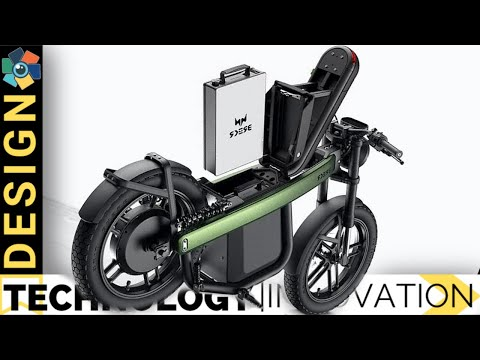 15 Innovative Personal Mobility Vehicles and Urban Transports 2019 - 2020