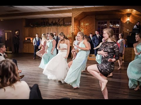 Thumbnail: Surprise Wedding Dance {Shut up and Dance}