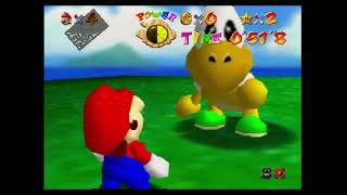 Let's Play Mario 64 Part 1