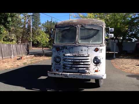 Bread Truck For Sale Craigslist >> Old Bread Truck | Doovi