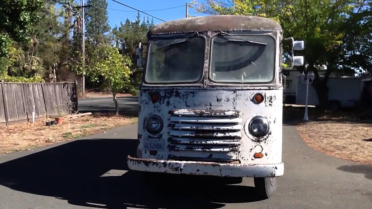 1957 Step Van